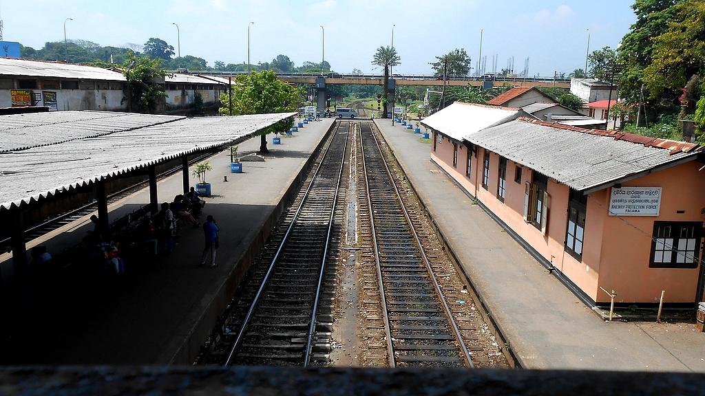 Gare de Negombo