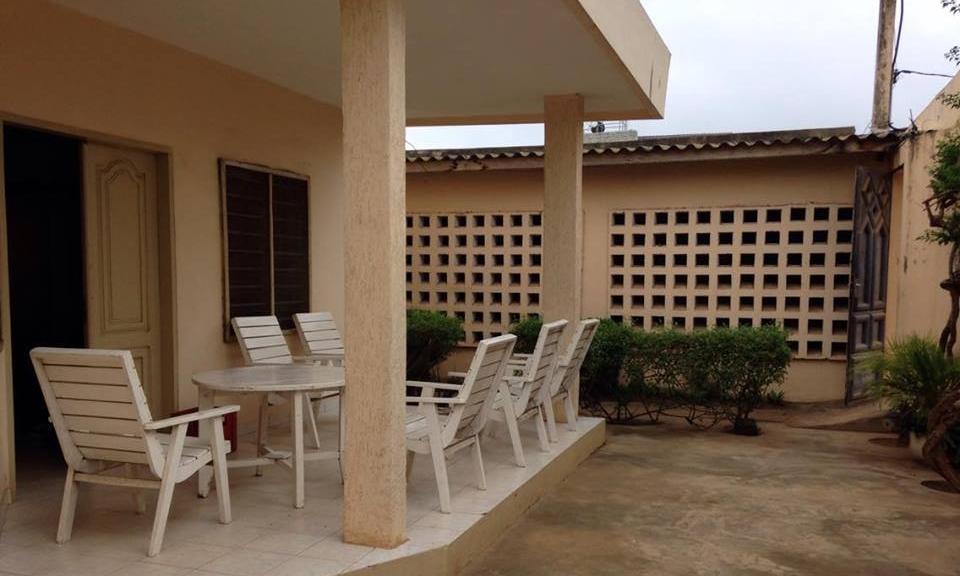 Air Bnb quartier Adidogomé Lomé Togo