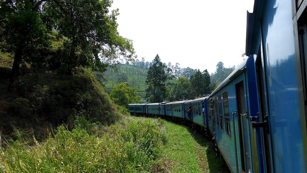 Train kandy-ella