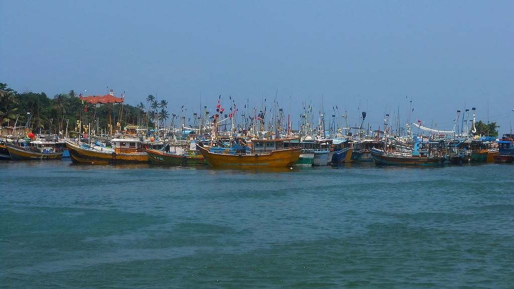 Port de Mirissa