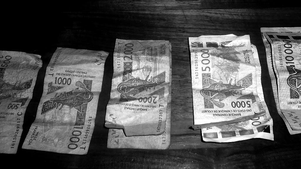 Franc CFA Togo