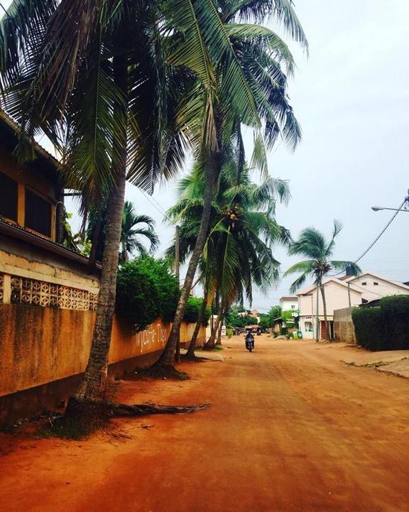 Lomé capitale du Togo