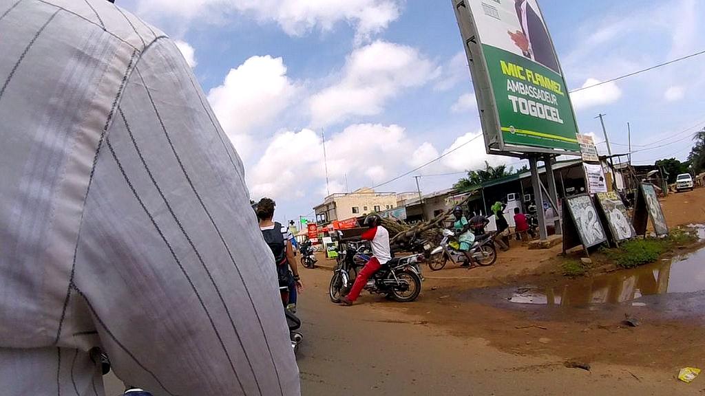 Le Zem à Lomé