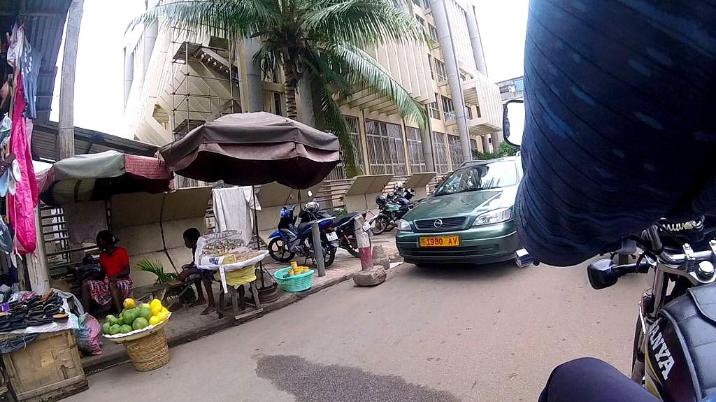 Taxi de Lomé