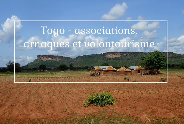 Togo - associations, arnaques et volontourisme