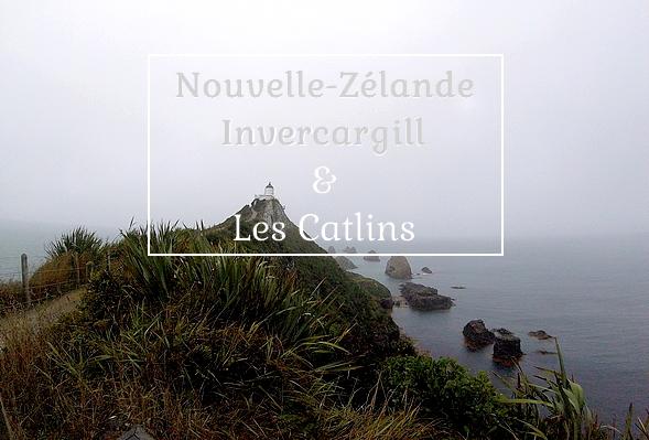 0.couverture Invercargill catlins