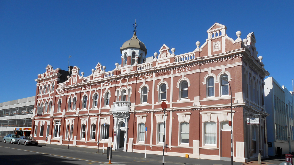 5.railway hotel