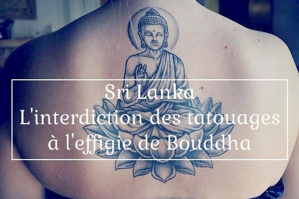 sri lanka tatouages bouddha