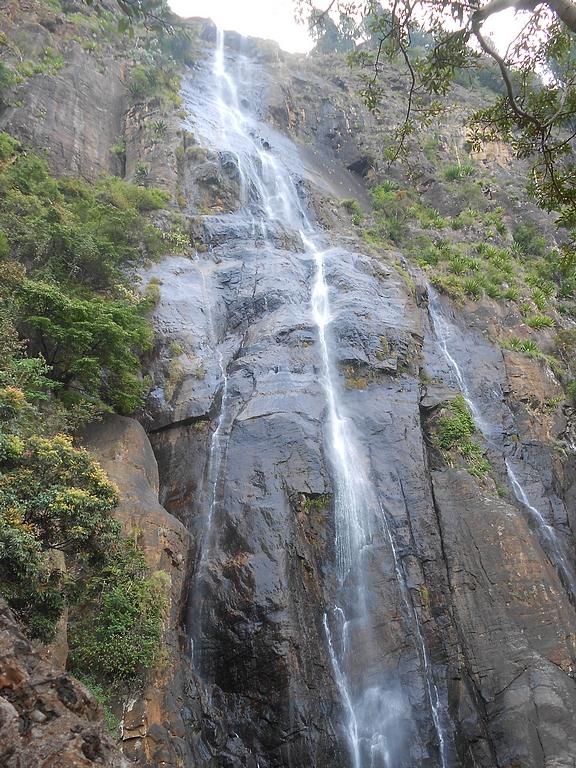 La cascade de Bambarakanda