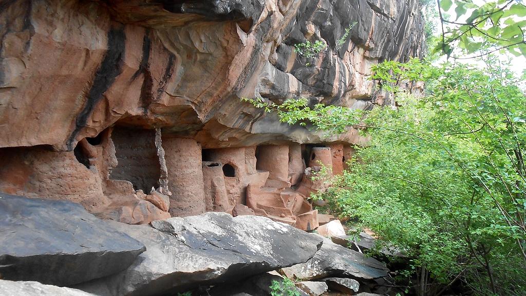 Les grottes de Nok
