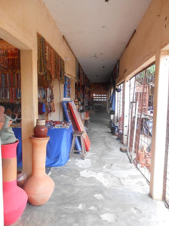 Le village artisanal Lomé