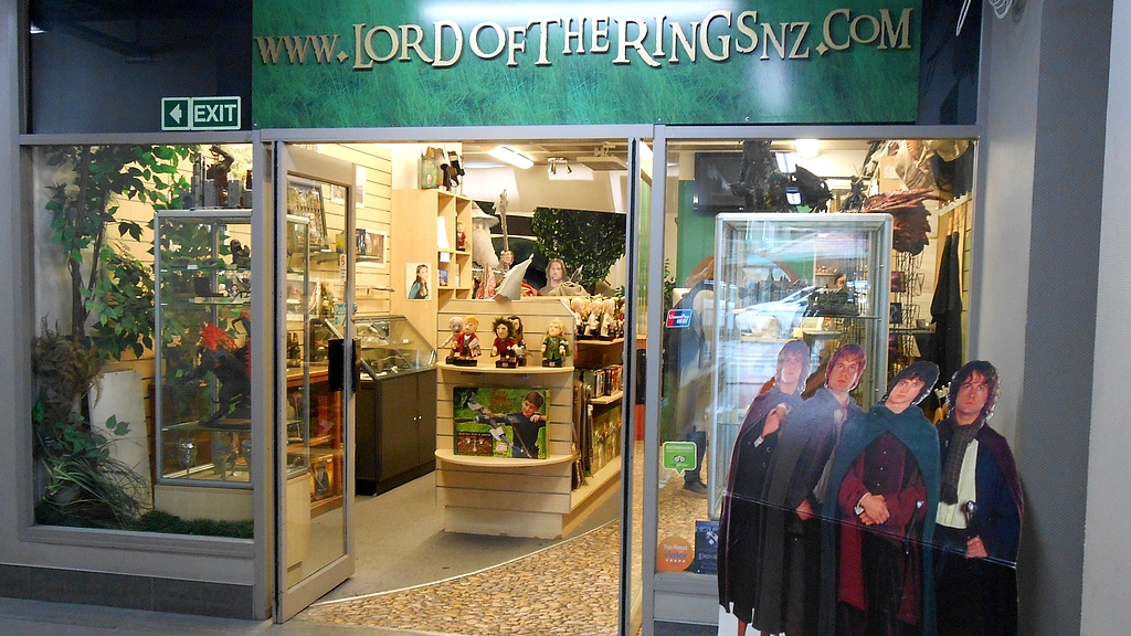 magasin spécial Lord of the Rings