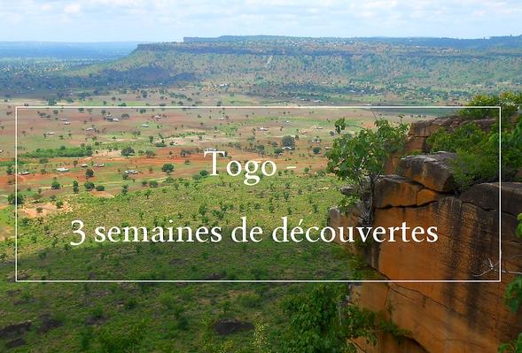 togo - 3 semaines de découverte