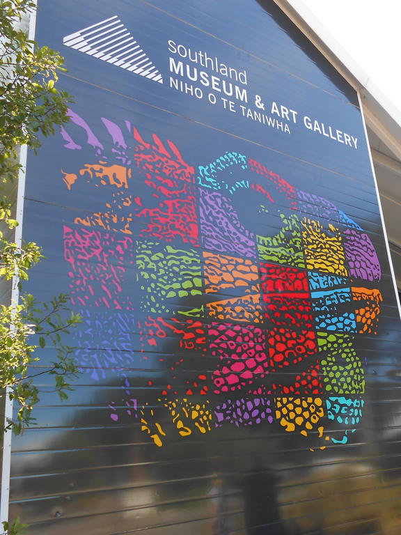 1.Southland museum and art gallery