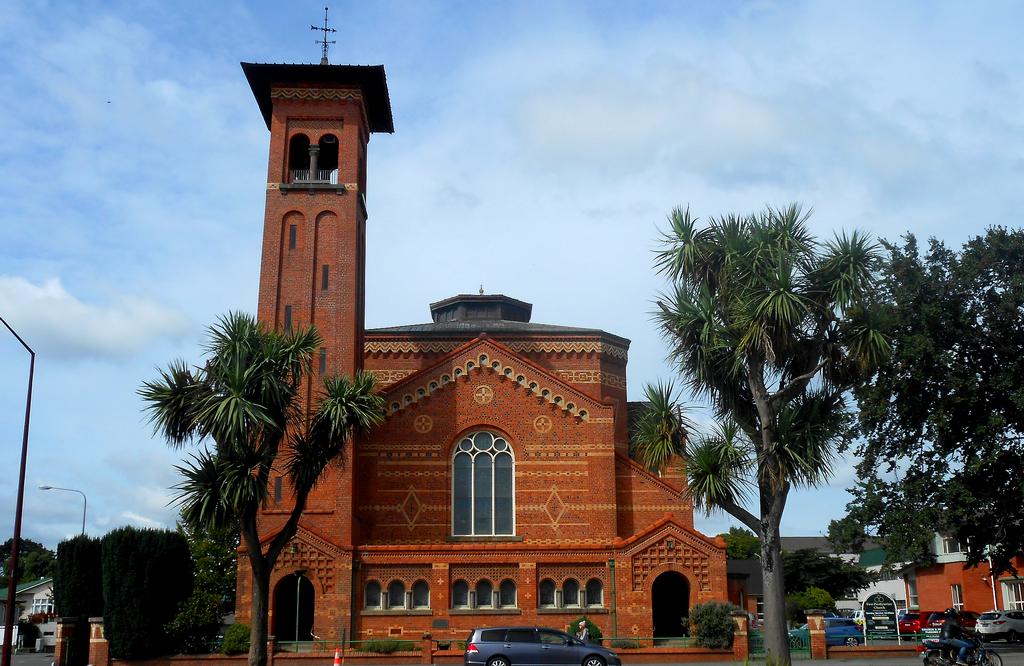 9.first church