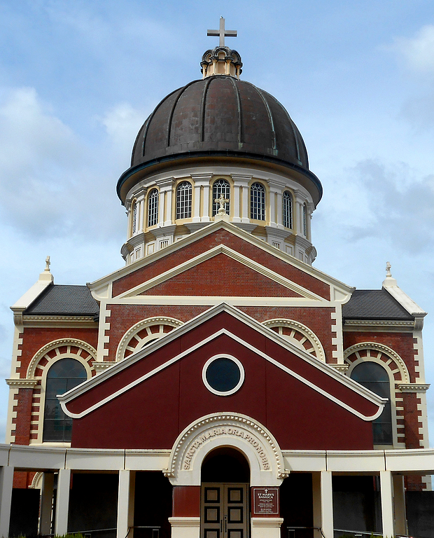 9.ste mary basilica