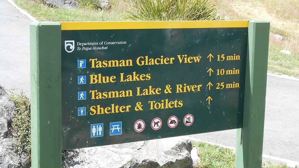 tasman tracks