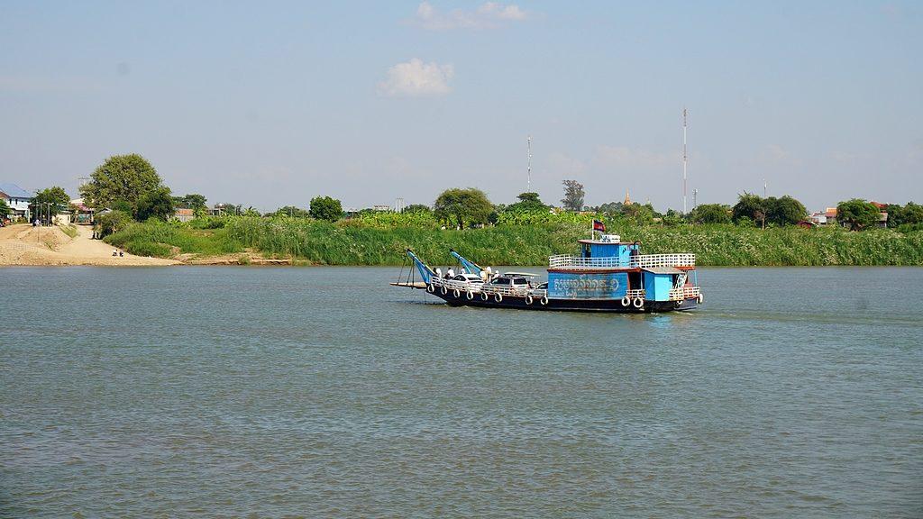ferry pour silk island