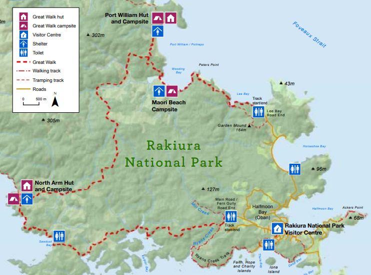 9.Rakiura Track