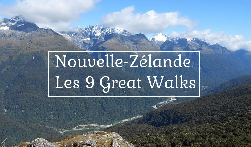 les 9 great walks
