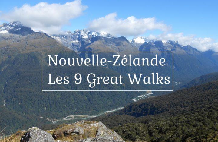 les 9 great walks
