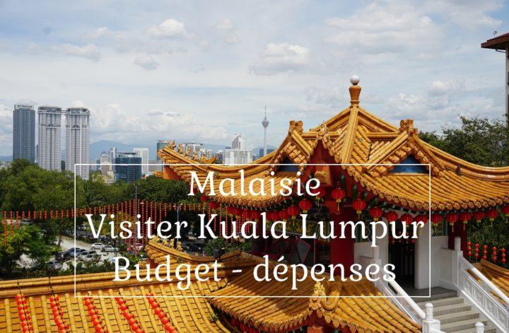 1. Malaisie budget dépenses