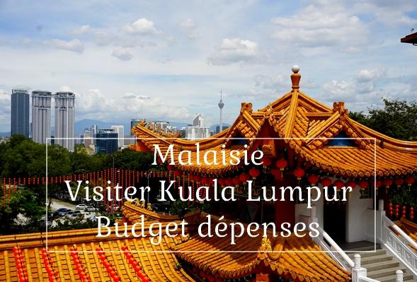 Malaisie budget dépenses