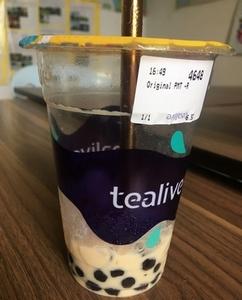 Milk tea pearl