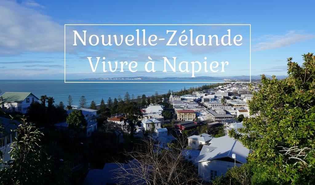 Vivre à Napier Région d'Hawkes bay