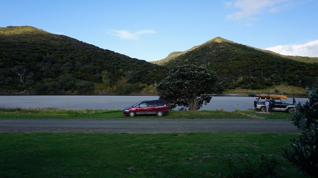 cape reinga campsite